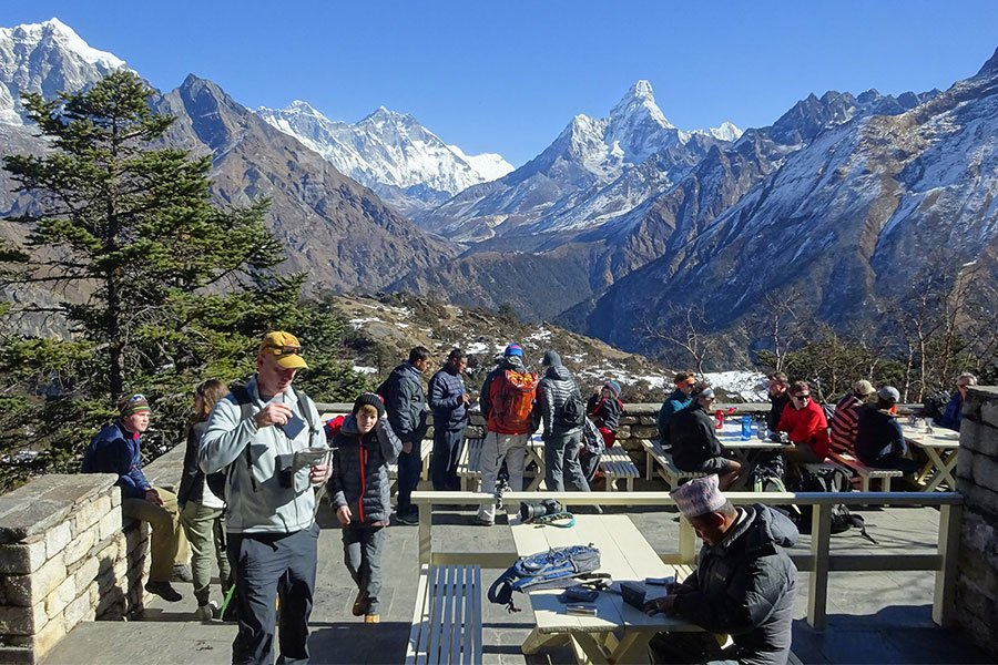 Everest-View-hotel