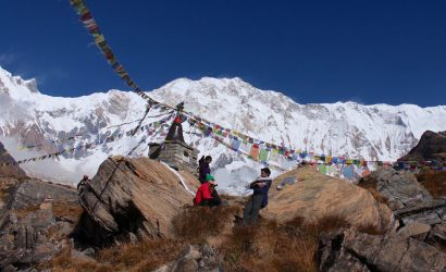 Annapurna Base Camp Short Trekking