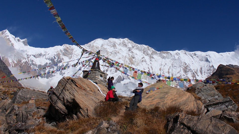 Annapurna Base Camp Short Trekking