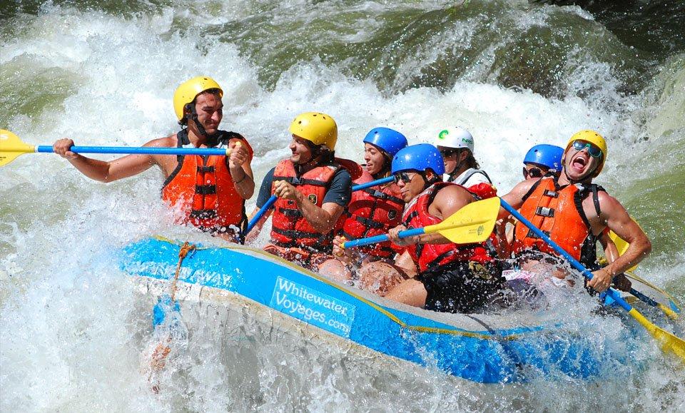 Arun River Rafting in Nepal