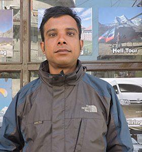 Bhuwan Lohani