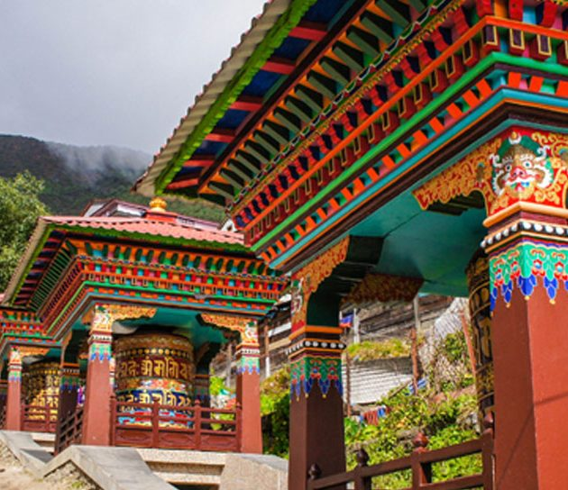 Business Tour and Trekking in Nepal
