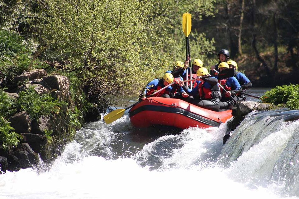 Karnali River Rafting in Nepal