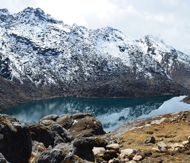 Langtang Valley Trekking with Gosaikunda