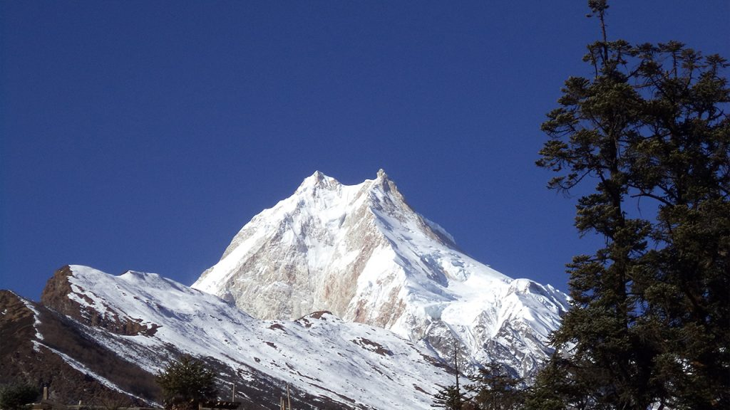 Top 10 best trekking in Nepal - Manaslu