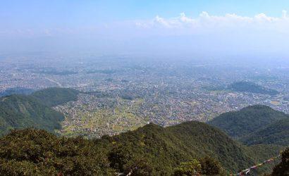 Nagarjun Hill Hiking