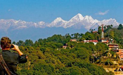 Nagarkot Hiking Nepal