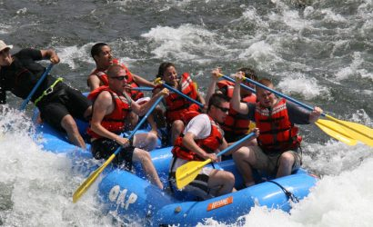 One Day Rafting Tour in Nepal