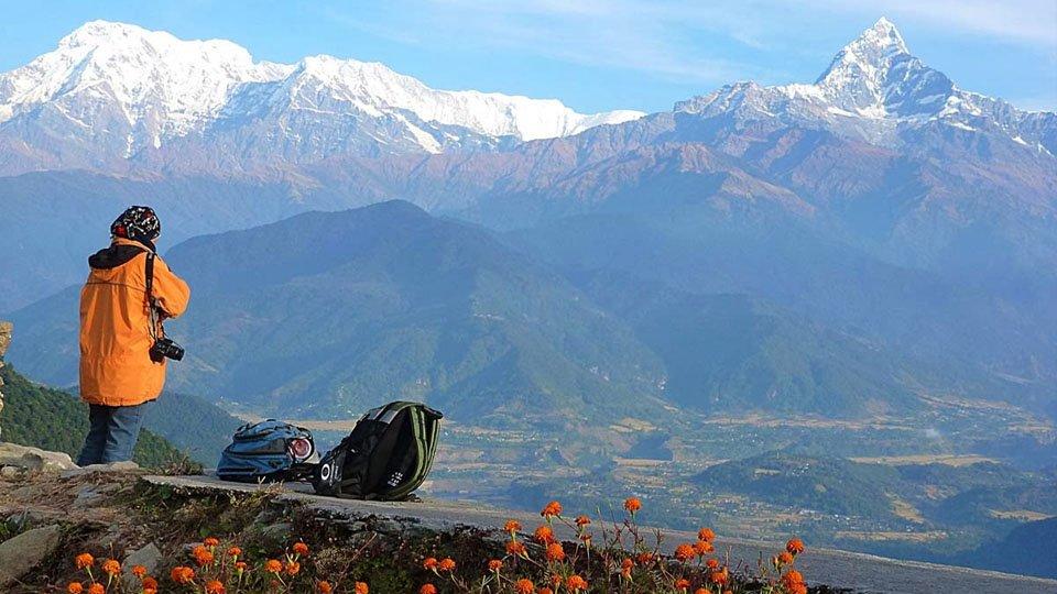 Nepal Tour with Sarangkot Hiking
