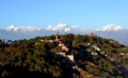 Shivapuri Hiking in Nepal