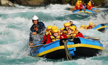 Trihuli River Rafting