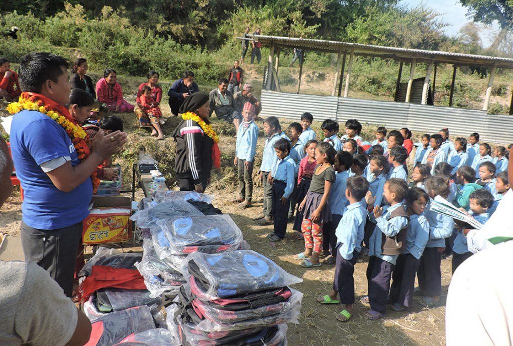 Corporate Social Responsibility : Nepal Trekking in Himalayas