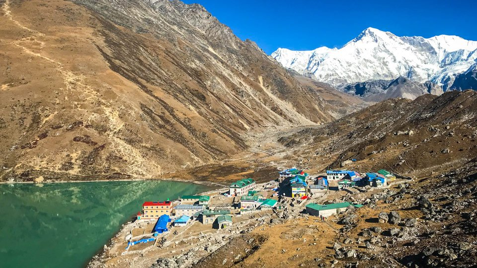 Gokyo Lake Everest Trekking