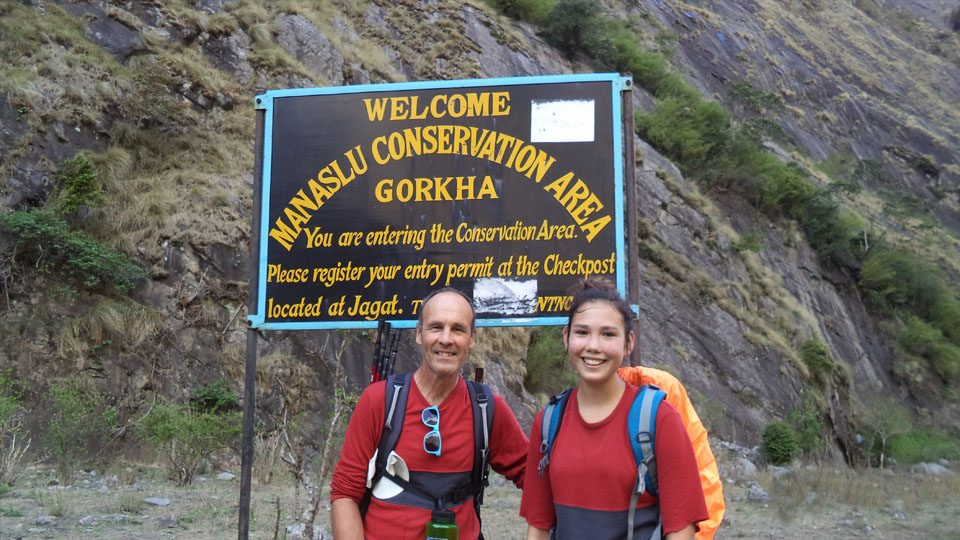 Manaslu & Tsum Valley Trekking