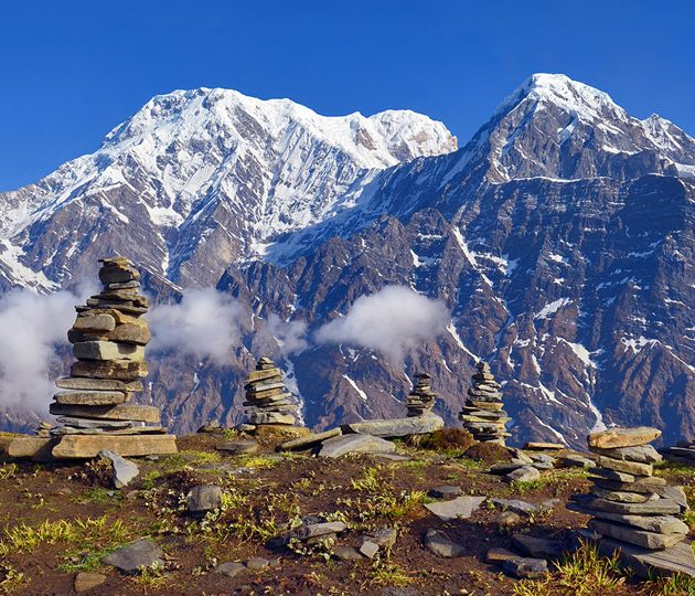 Annapurna Foothills: Trekking in Style - 12 Days