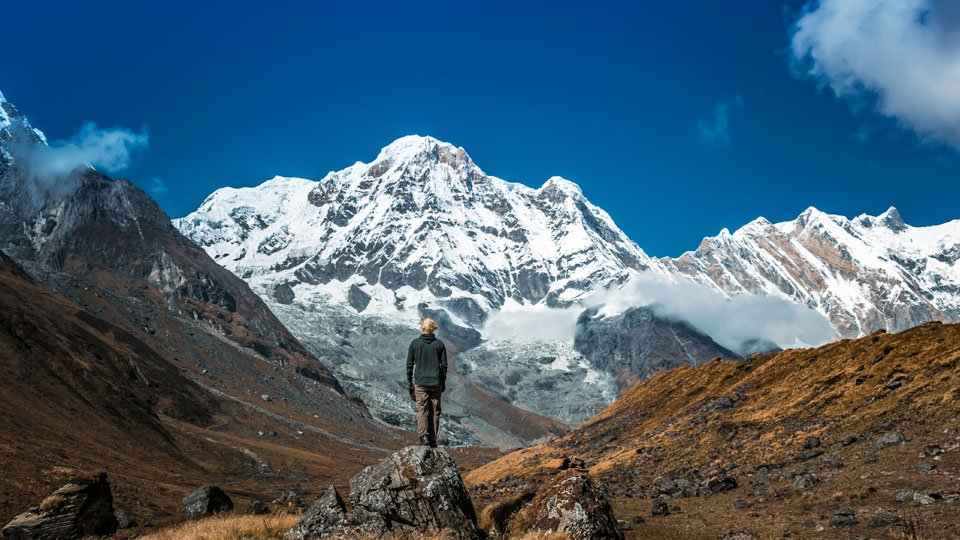Annapurna Foothills: Trekking in Style