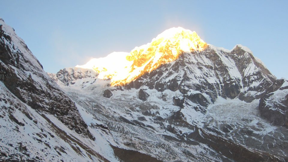 Annapurna Sanctuary in Comfort