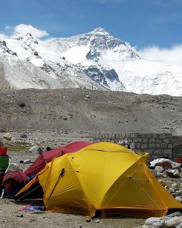 Camping Trekking in Nepal