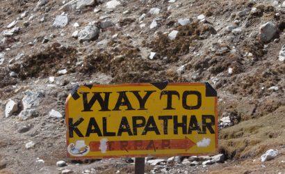 Everest Base Camp – Kalapather Trek