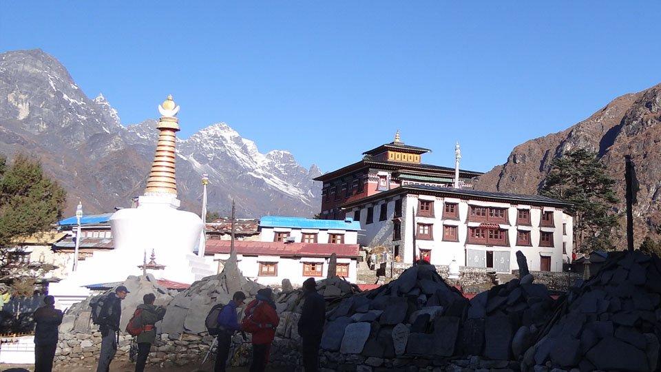 Everest Tengboche Monastery Treks