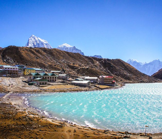 Everest Gokyo Valley Trek