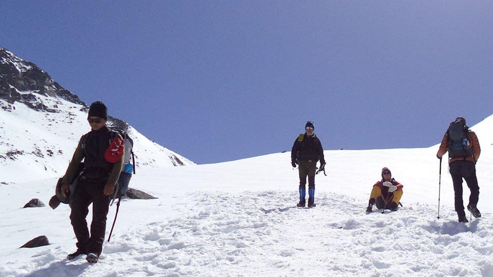 Manaslu Circuit Trekking