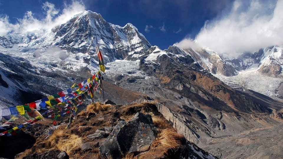 Poon Hill Annapurna Base Camp Trek