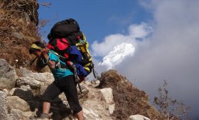 Shortest Everest Base Camp Trekking