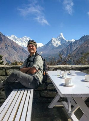 Tea-House Trekking in Nepal