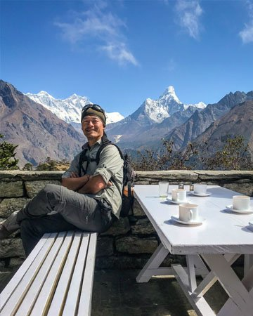 Tea House Trekking in Nepal