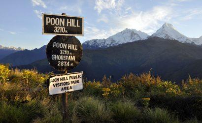 Budget Ghorepani Poon Hill Trek