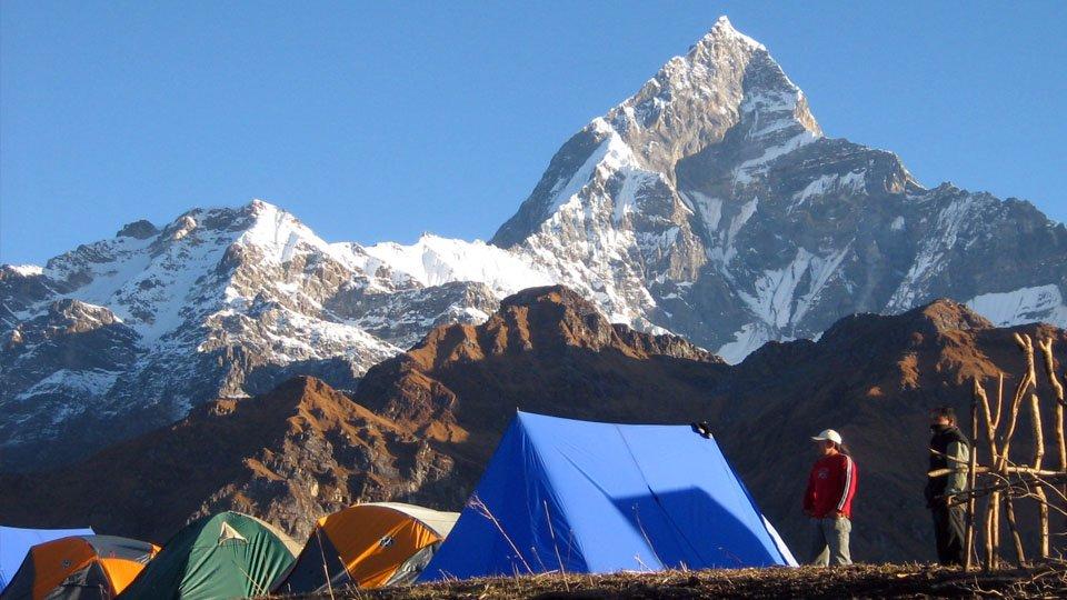 Korchen Camping Treks