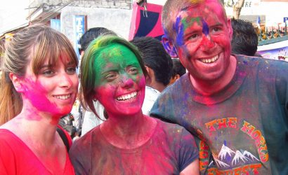 Holi Festival Day tour in Nepal