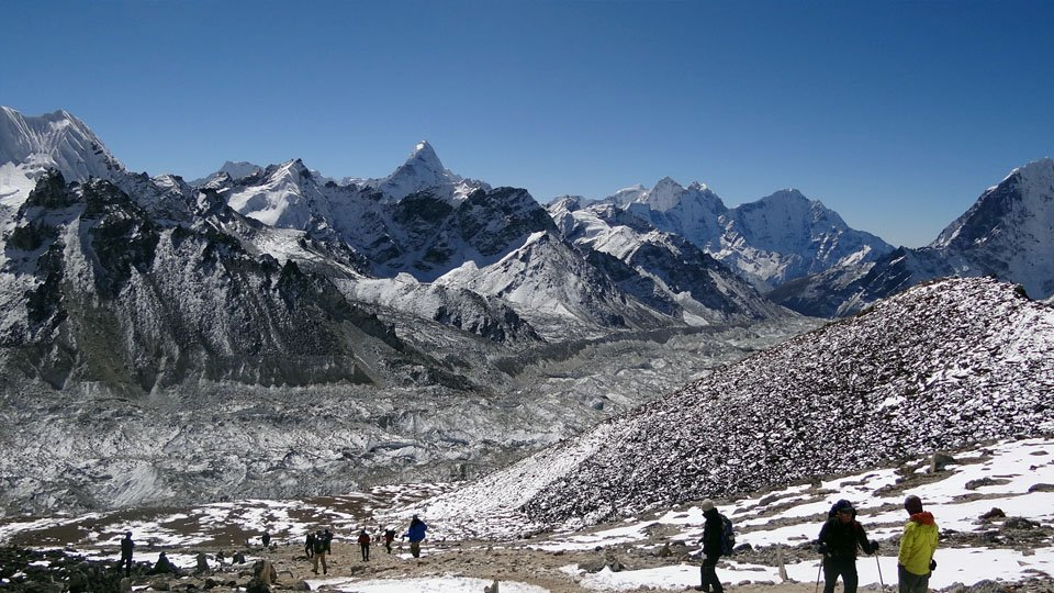 Luxury Everest Base Camp Trekking