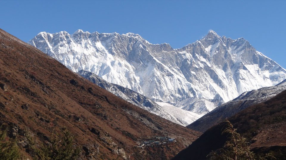 Standard Everest Base Camp Trek