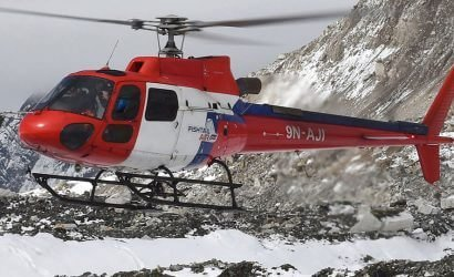 Annapurna Helicopter Treks