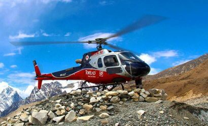 Langtang Helicopter Treks