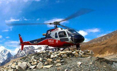 Langtang Helicopter Treks