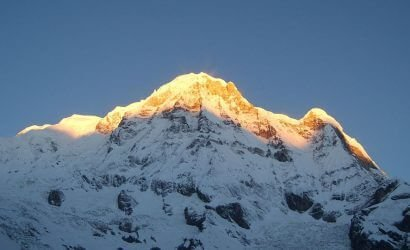 Mount Annapurna (8091m), Nepal