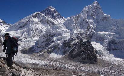 Mount Everest (8848m), Nepal