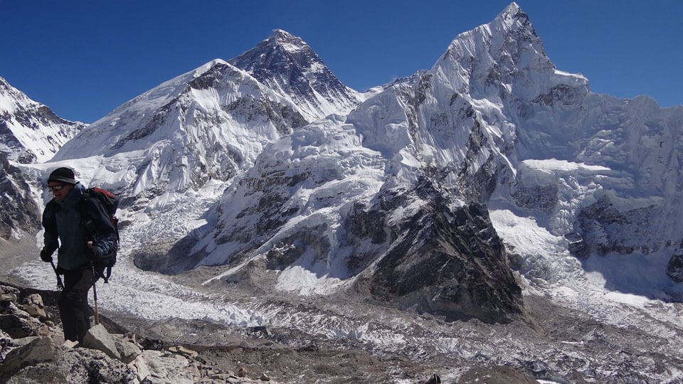 Mount Everest (8848m), Nepal
