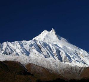 Mount Manaslu (8163m), Nepal