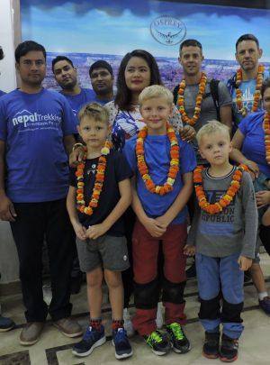 Nepal Family Trekking