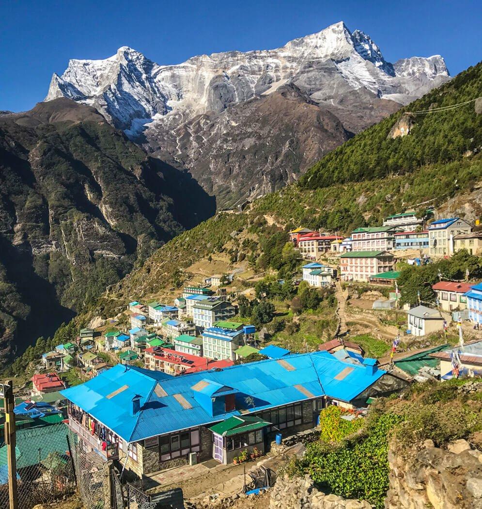 Accommodation in Everest Base Camp Treks