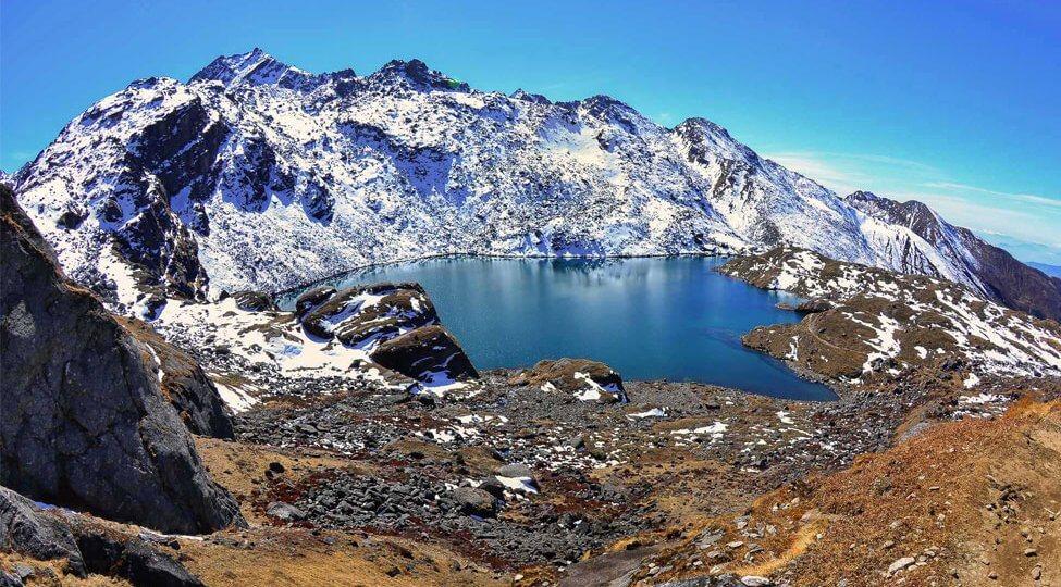 lake of gosaikunda