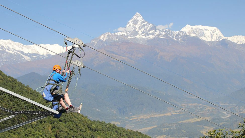 Such an amazing adventure ever experienced in Nepal