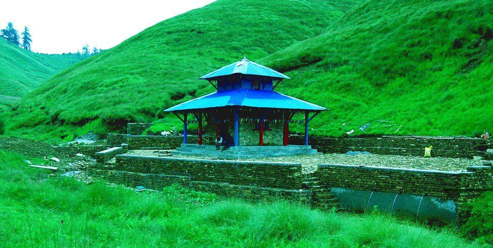 Jaljala Bajura Temple