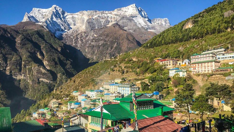 Easy Accommodation Everest Base Camp Treks