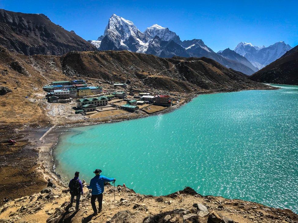 Ideal Climate for Everest Base Camp Trek