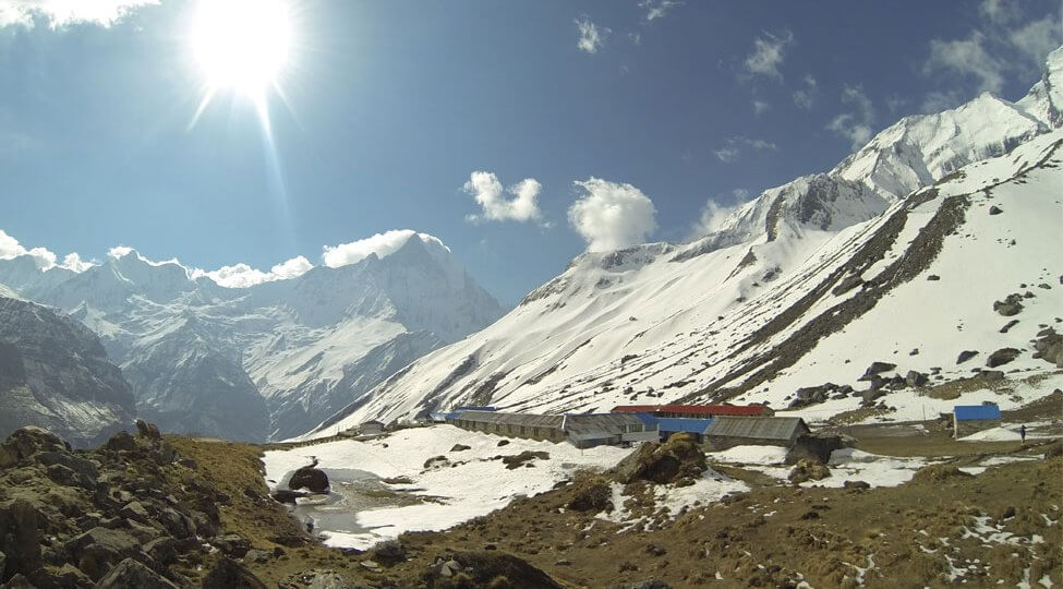 Annapurna Base Camp Trek During Summer/Monsoon